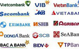 So sánh kết quả kinh doanh quý 1 của các ngân hàng thương mại