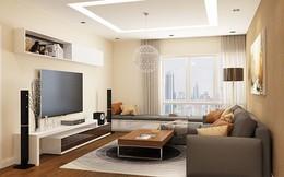 Chỉ 2,1 tỷ đồng sở hữu ngay căn hộ 3 phòng ngủ tại trung tâm khu vực phía Tây thủ đô