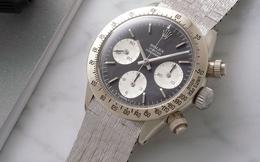 Chiêm ngưỡng đồng hồ Rolex độc nhất vô nhị vừa được đấu giá 5,9 triệu USD