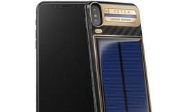 iPhone X phiên bản Tesla sử dụng pin mặt trời có giá tới 4.000 USD và Elon Musk sẽ là người đầu tiên sở hữu