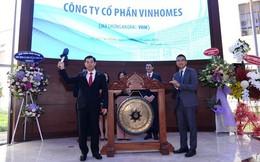 Tăng kịch trần phiên chào sàn, VinHomes trở thành cổ phiếu lớn thứ 2 trên TTCK Việt Nam
