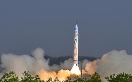 Trung Quốc phóng thành công tên lửa tư nhân đầu tiên