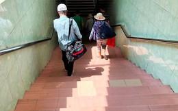 Sở GTVT Hà Nội nói gì về lát đá hầm đi bộ?