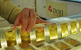 Chênh lệch với vàng thế giới tăng lên mức 730 nghìn đồng/lượng