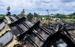 TIẾT LỘ: Máy bay 'cố tránh nhà và trường học trước khi đâm xuống đất'