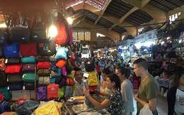 Bất lực với hàng nhái giá 'cắt cổ' ở chợ Bến Thành?