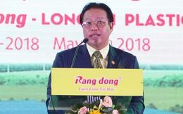 Nhựa Rạng Đông Long An đi vào hoạt động – kỳ vọng đạt kế hoạch kinh doanh năm 2018