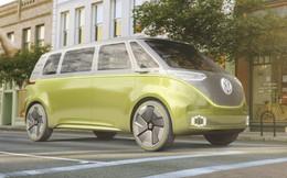 Apple bắt tay với Wolkswagen chế tạo xe tự lái chuyên chở nhân viên quanh trụ sở