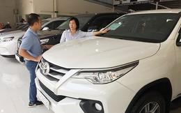 Chuyện lạ: Ô tô cũ giá đắt hơn ô tô mới