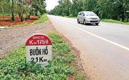 Đi 5 km vẫn đóng phí BOT