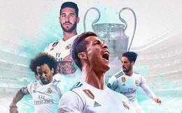 Real Madrid và hành trình vào chung kết Champions League in đậm dấu ấn của Ronaldo