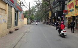 Quận Thanh Xuân chính thức thông báo về việc đền bù GPMB để mở rộng gấp đôi đường Vũ Trọng Phụng