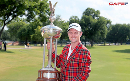 Justin Rose vô địch Fort Worth Invitational, chiếm vị trí thứ 3 thế giới của Jordan Spieth