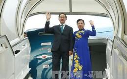 Chủ tịch nước và Phu nhân lên đường thăm Nhật Bản