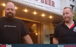 Chuyện 2 ông Tây đi bán sườn heo nướng ở Sài Gòn, từng bị gọi là điên, sau 3 năm nhận đầu tư tiền tỷ từ Chảo Đỏ (sở hữu chuỗi Wrap & Roll)