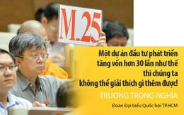 Những phát ngôn đáng nhớ về dự án nạo vét sông từ 72 tỷ đồng lên gần 2.600 tỷ đồng ở Ninh Bình