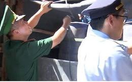 Thu giữ 4.000 lít dầu diezel xuất lậu qua Cửa khẩu Quốc tế Lao Bảo