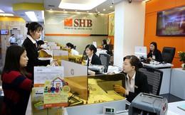 SHB lãi ròng quý I đạt 402 tỷ đồng, thu dịch vụ thấp nhất 2 năm