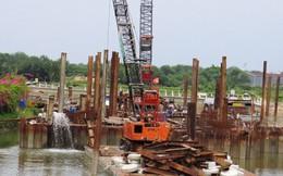 Vì sao dự án chống ngập 10.000 tỷ ở Sài Gòn ngưng thi công?
