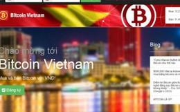 Bitcoin Việt Nam bị xử phạt, tịch thu tên miền