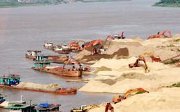 Phó thủ tướng chỉ đạo quản lý hoạt động khai thác cát, sỏi trái phép