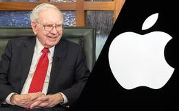 Từ con số 0, chỉ sau 1 năm tập đoàn của Buffett đã nắm giữ tới 44 tỷ USD cổ phiếu Apple, lớn nhất trong danh mục