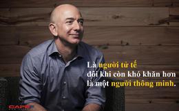 Một lần làm bà ngoại khóc và bài học nhớ đời của CEO Amazon Jeff Bezos về sự tử tế