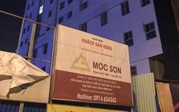 Đà Nẵng yêu cầu tháo dỡ công trình sai phép tại khách sạn Eden