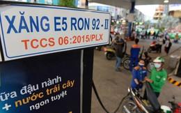Vì sao có 7 nhà máy sản xuất nhưng chỉ một công ty quyết định số lượng xăng E5 ở Việt Nam?
