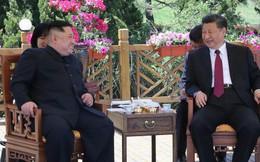 NÓNG: Ông Kim Jong-un vừa gặp ông Tập Cận Bình ở Đại Liên, Trung Quốc