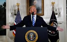 """Rút khỏi thỏa thuận hạt nhân Iran: Tổng thống Trump """"nhất tiễn hạ song điêu"""", nắn gân Triều Tiên trước thềm Hội nghị Thượng đỉnh lịch sử"""