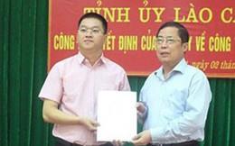 Con trai Bí thư Tỉnh ủy Lào Cai được bầu làm phó chủ tịch huyện