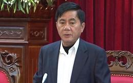 Ông Trần Cẩm Tú được bầu làm Chủ nhiệm Ủy ban Kiểm tra Trung ương