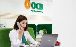 OCB bội thu nhờ dịch vụ và đầu tư