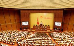 Trình Quốc hội sửa 13 luật liên quan Luật Quy hoạch