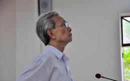 Hủy bản án phúc thẩm xử ông Nguyễn Khắc Thuỷ tù treo
