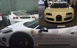 Ông trùm cafe Trung Nguyên sắp tổ chức hành trình siêu xe, dự kiến có Bugatti Veyron và đi Sa Pa