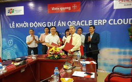 FPT IS triển khai hệ thống Oracle ERP Cloud cho Điện Quang