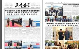 """Truyền thông Triều Tiên """"phá lệ"""", đăng tin sớm về thượng đỉnh Mỹ-Triều"""