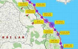 Điểm danh 20 tỉnh sẽ góp mặt vào tuyến đường sắt tốc độ cao Bắc - Nam