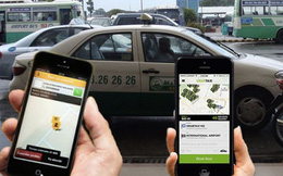 Cuộc chiến taxi công nghệ ngày càng khốc liệt