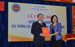 Ông Đinh Ngọc Thắng giữ chức Cục trưởng Cục Hải quan TP.HCM