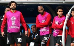 Salah chỉ đạo như Ronaldo, Ai Cập vẫn thua đau cuối trận
