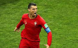 Bồ Đào Nha 3-3 Tây Ban Nha: Cả thế giới ngả mũ thán phục Ronaldo