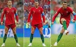 World Cup 2018: Giải mã cú đá phạt thần sầu khiến De Gea sững sờ của Ronaldo