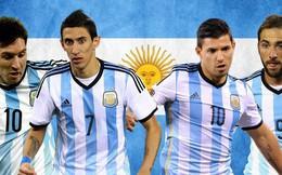 Argentina vs Iceland: Messi đối đầu những người Viking