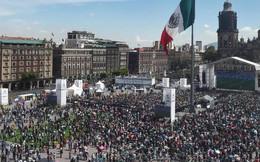 Chuyện lạ World Cup: Động đất xảy ra ở Mexico chỉ vì fan nhảy lên ăn mừng bàn vào lưới tuyển Đức