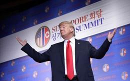 """Ông Trump: Mỹ """"được quá nhiều"""" từ cuộc gặp thượng đỉnh lịch sử"""