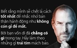 Steve Jobs: Nếu muốn thành công đừng để tiền bạc chi phối cuộc sống, hãy yêu lấy những gì bạn làm