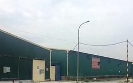 Sử dụng sai mục đích hàng nghìn m2 đất tại khu đô thị mới Cầu Bươu